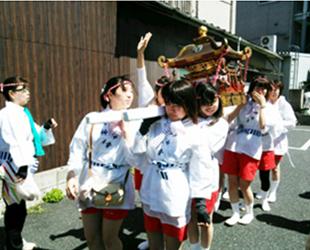 お祭り(神輿)